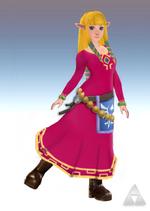 Zelda SSBG