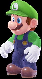 1.Green Mario 1