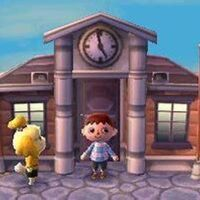 Animal Crossing SP