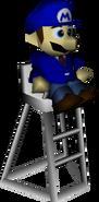 Blue Mario MT64