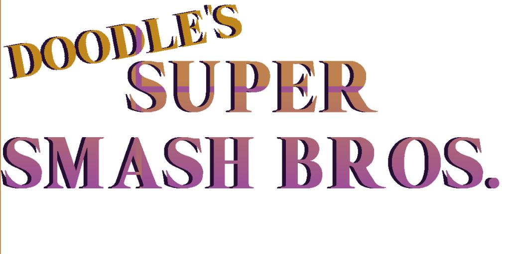 87836e6e4 Doodle's Super Smash Bros. | Fantendo - Nintendo Fanon Wiki | FANDOM ...