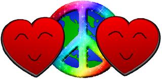 Happiness Love WorldPeace