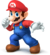 Mario Artwork (alt) - Super Smash Bros. Wii U 3DS