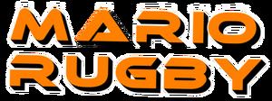 Mario Rugby Logo