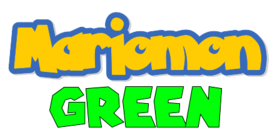 Mariomon green version
