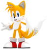 Miles tails prower render by matiprower-da4w9mk