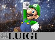 SSBEB,Luigi