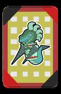 Sir Mordrat Partner Card