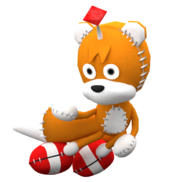 Tails Doll 3D