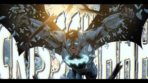 The Full Origin Of DC comics Batwing ( David Zavimbe )
