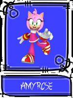 Amy Rose SSBR