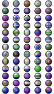 Country Symbols 5