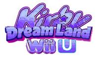 Kirby Dream Land Wii U Logo 2