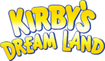 Kirbys Dream Land logo DSSB