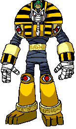Mega-Pharaoh Man