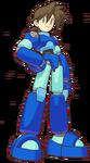 Mega Man Volnutt Spirit