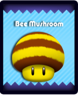 Super Mario & the Ludu Tree - Powerup Bee Mushroom