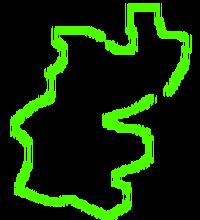 Zeonian ruins map