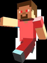 200px-Minecraft-steve 12