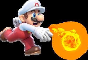 640px-Fire Mario Artwork - Super Mario 3D World