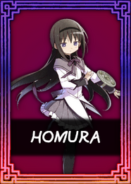 ACL Tome 57 character portal box - Homura