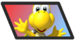 InfinityRemix Yellow Koopa Troopa