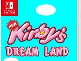 New Kirby's dream land
