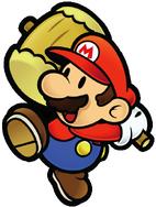 Paper Mario Sprite