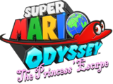 Super Mario Odyssey: The Princess' Escape