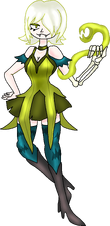 SmartieCaramel Costume 2