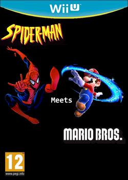 Spidermanmeetsmariowiiucover