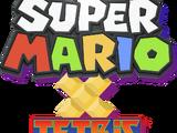 Super Mario X Tetris
