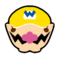 Wario Charged Stock Icon