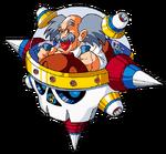 Wily Capsule - Mega Man 4