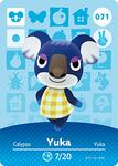 Ac amiibo card yuka