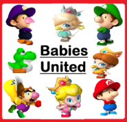 Babies united cover