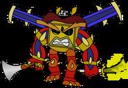 Captain Cube KiloBot