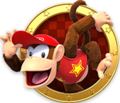 Diddy Kong SR Icon