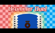 Drummer Duel story title