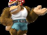 Average Super Smash Bros./Characters from Donkey Kong Series
