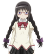 Homura Akemi glasses