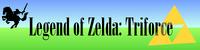 Legend of Zelda Triforce Logo