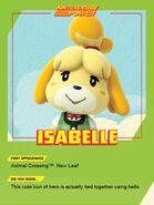 NintendoPowerCard Isabelle