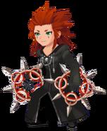 Axel (Battle) KHUX