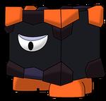Dark Blocky