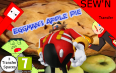 Eggman's Apple Pie Cover Final