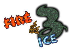 Fire & Ice 3 Logo New