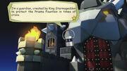 Guardian of Prisma Island