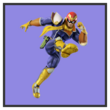 JSSB character preview icon - Captain Falcon
