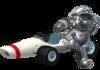MKPC Metal Mario